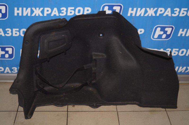 Обшивка багажника Kia Rio 3 QB 1.4 (G4FA) левая (б/у)