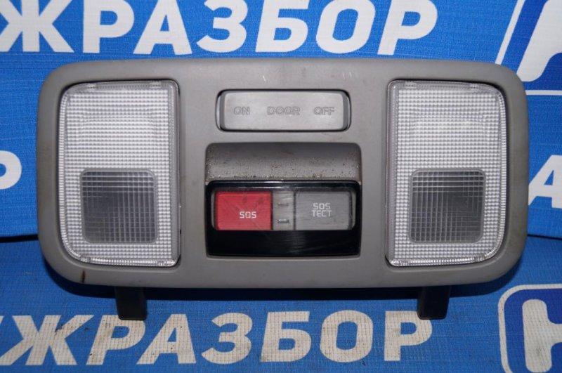 Плафон салонный Kia Rio 3 QB 1.4 (G4FA) (б/у)