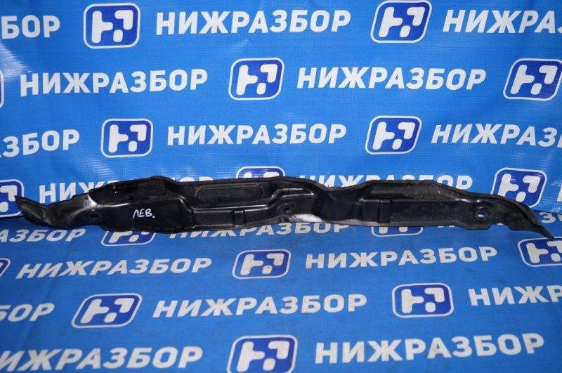 Пыльник (кузов внутри) Kia Rio 3 QB 1.4 (G4FA) (б/у)