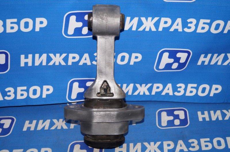 Опора двигателя Kia Rio 3 QB 1.4 (G4FA) задняя (б/у)
