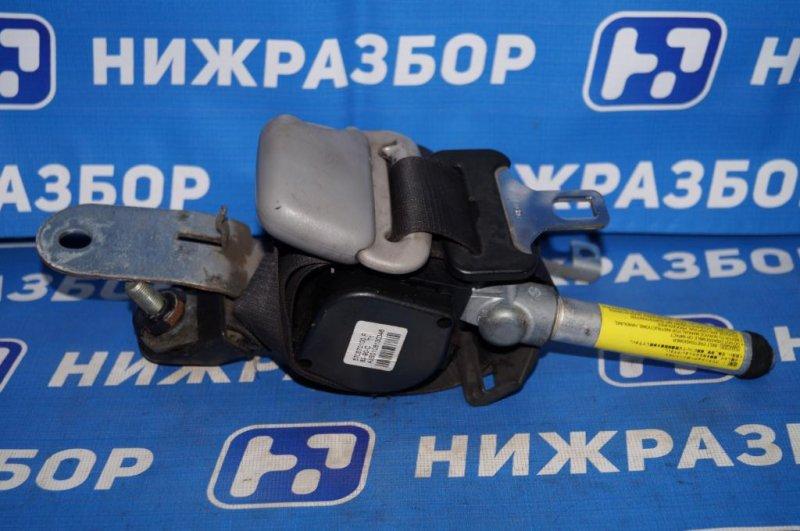 Ремень безопасности с пиропатроном Mitsubishi Carisma DA 1.6 4G92 2001 (б/у)