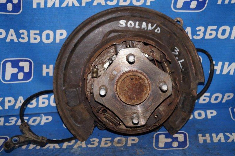 Ступица Lifan Solano 620 1.6 (LF481Q3) 2012 задняя (б/у)