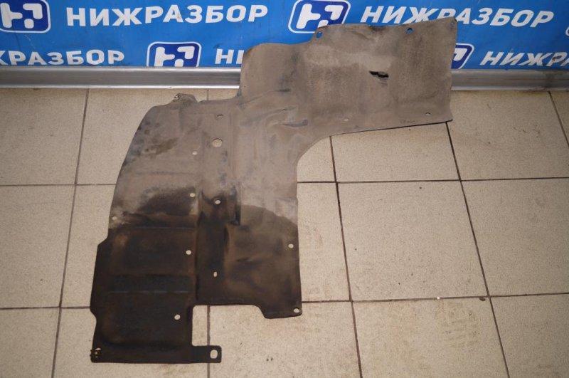 Пыльник двигателя Lifan Solano 620 1.6 (LF481Q3) 2012 (б/у)