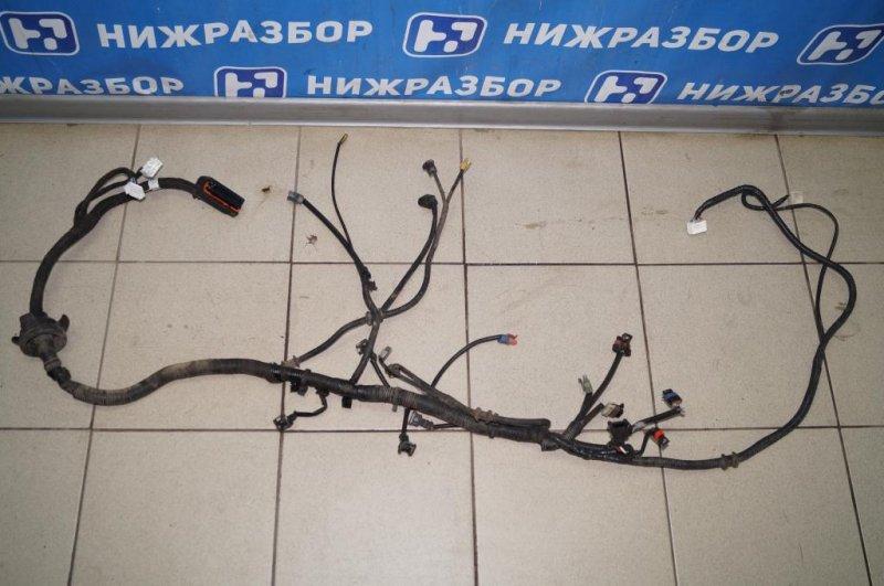 Проводка моторная Lifan Solano 620 1.6 (LF481Q3) 2012 (б/у)