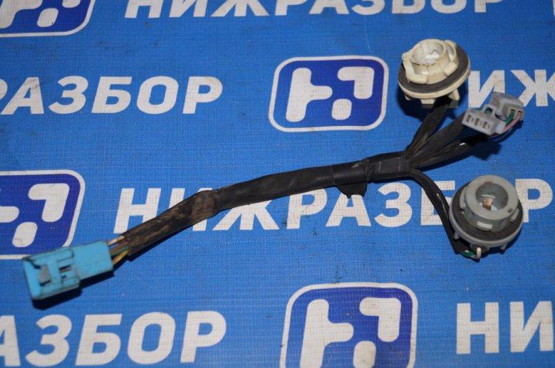 Проводка фонаря Lifan Solano 620 1.6 (LF481Q3) 2012 правая (б/у)