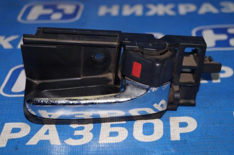Ручка двери Lifan Solano 620 1.6 (LF481Q3) 2012 передняя правая (б/у)