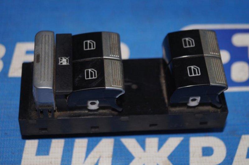 Блок управления стеклоподъемниками Lifan Solano 620 1.6 (LF481Q3) 2012 (б/у)