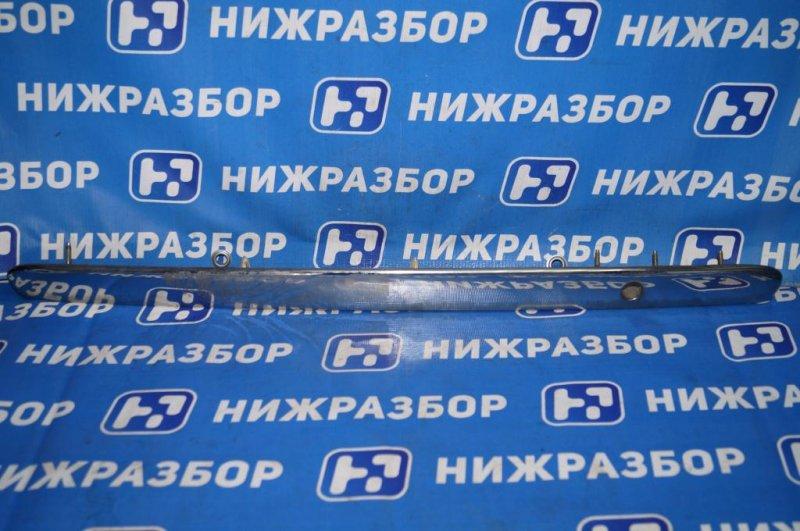Накладка крышки багажника Lifan Solano 620 1.6 (LF481Q3) 2012 (б/у)