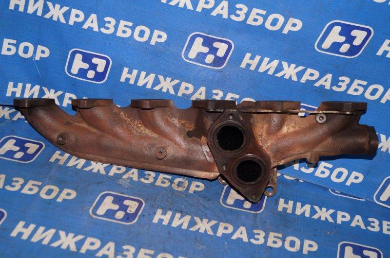 Коллектор выпускной Bmw X5 E70 3.0L 2007 (б/у)