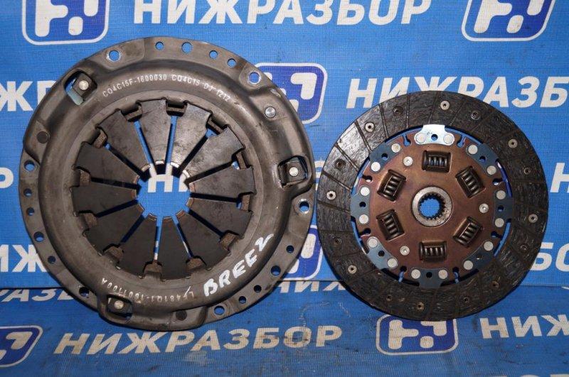 Сцепление комплект Lifan Breez 520 1.3 (LF479Q3) 2008 (б/у)