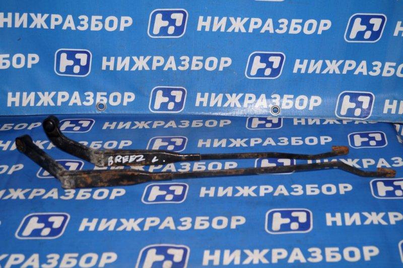 Поводок стеклоочистителя к-кт Lifan Breez 520 1.3 (LF479Q3) 2008 (б/у)