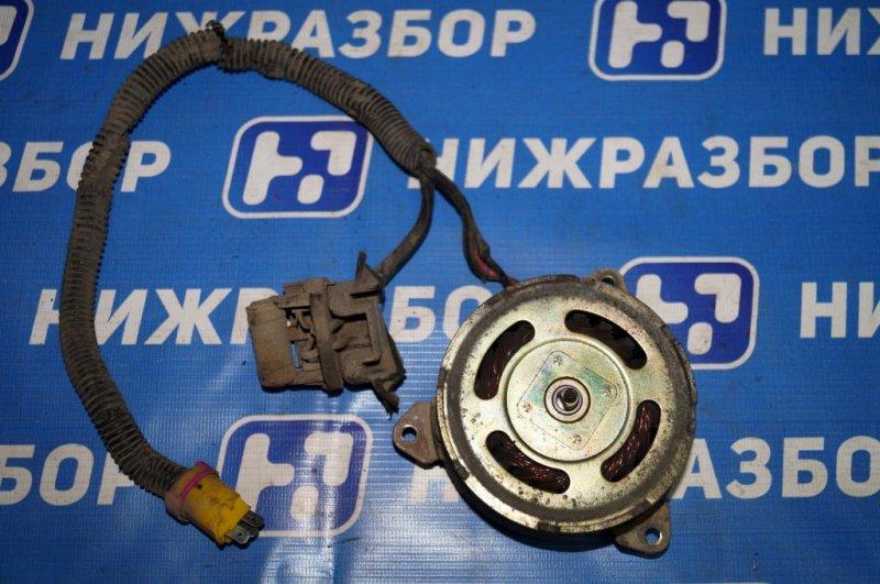 Моторчик вентилятора Lifan Breez 520 1.3 (LF479Q3) 2008 (б/у)