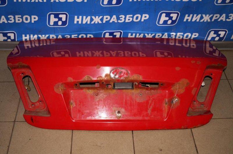 Крышка багажника Lifan Breez 520 1.3 (LF479Q3) 2008 (б/у)