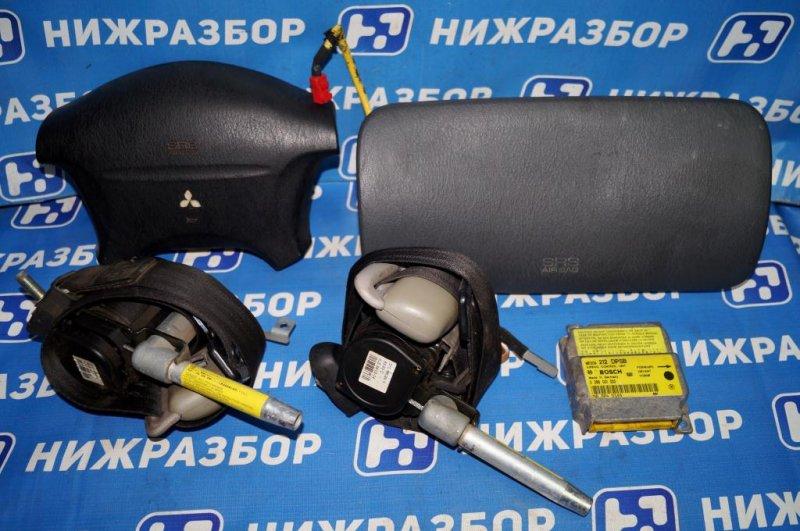 Комплект безопасности Mitsubishi Carisma DA 1.8 GDI (4G93) 1998 (б/у)