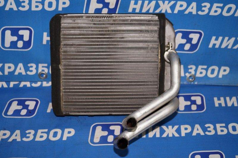 Радиатор отопителя Mitsubishi Carisma DA 1.8 GDI (4G93) 1998 (б/у)