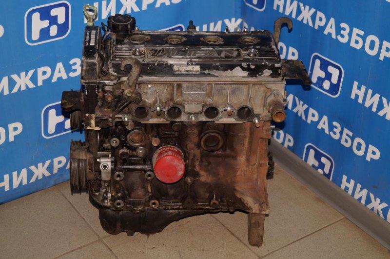 Двигатель (двс) Lifan Breez 520 1.3 (LF479Q3) 2008 (б/у)