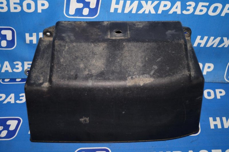 Воздухозаборник (наружный) Hyundai Santa Fe DM 2012 (б/у)