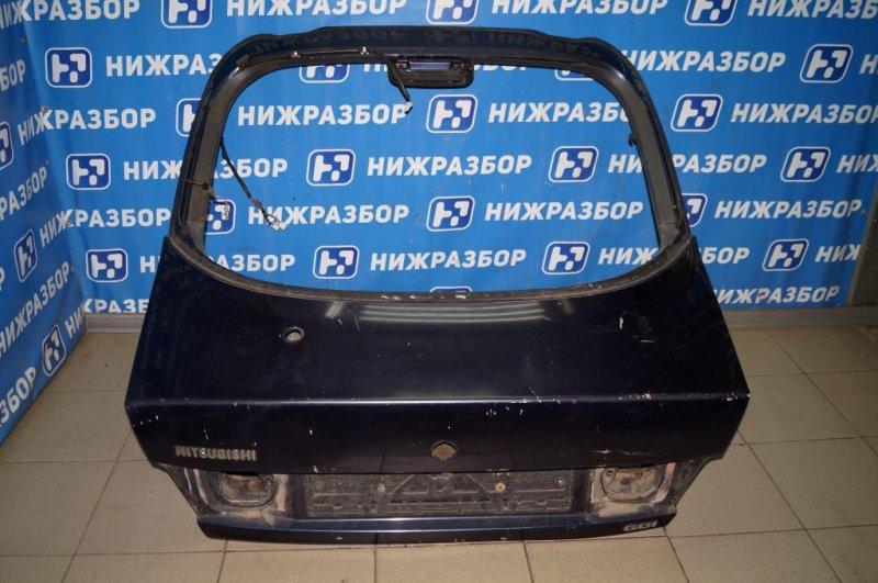 Дверь багажника Mitsubishi Carisma DA 1.8 GDI (4G93) 1998 (б/у)