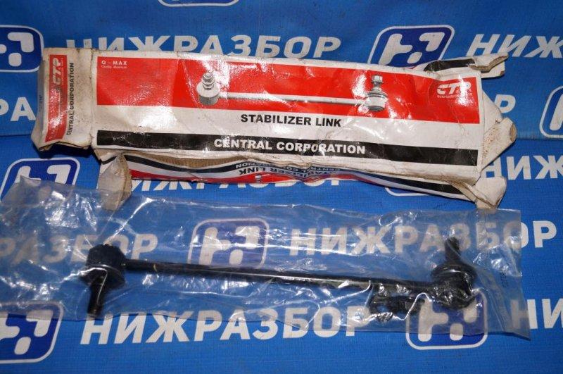 Стойка стабилизатора Hyundai Solaris RB 2010 передняя (б/у)