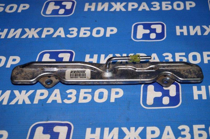 Рампа топливная Honda Accord 9 2.4L 2013 (б/у)