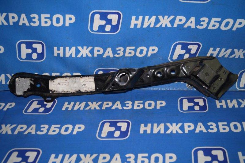 Панель передняя, телевизор Toyota Rav 4 A30 2006 передний (б/у)