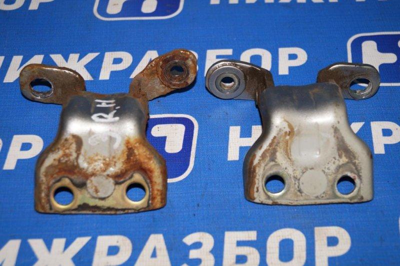 Петля двери Kia Rio 1 DC 1.5 (A5D) 2003 задняя правая (б/у)