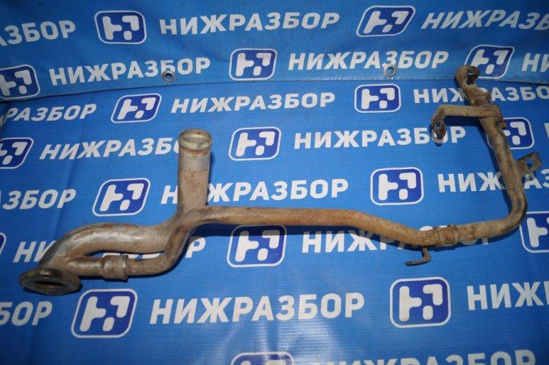Трубка охлажд. жидкости металлическая Kia Rio 1 DC 1.5 (A5D) 2003 (б/у)