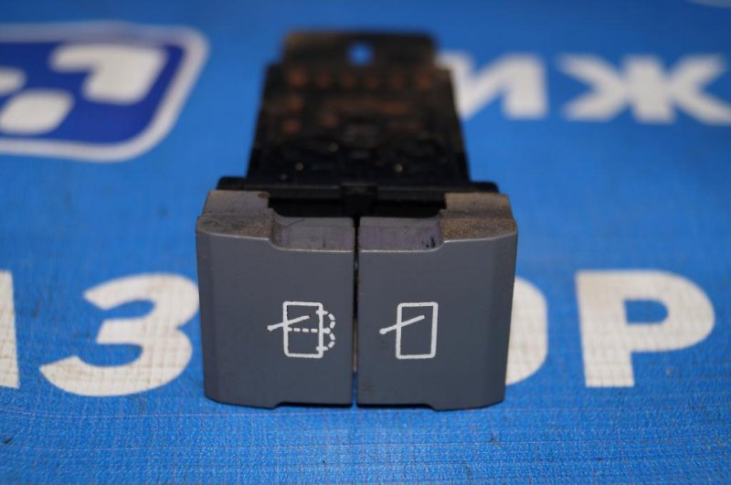 Кнопка стеклоочистителя Kia Rio 1 DC 1.5 (A5D) 2003 задняя (б/у)
