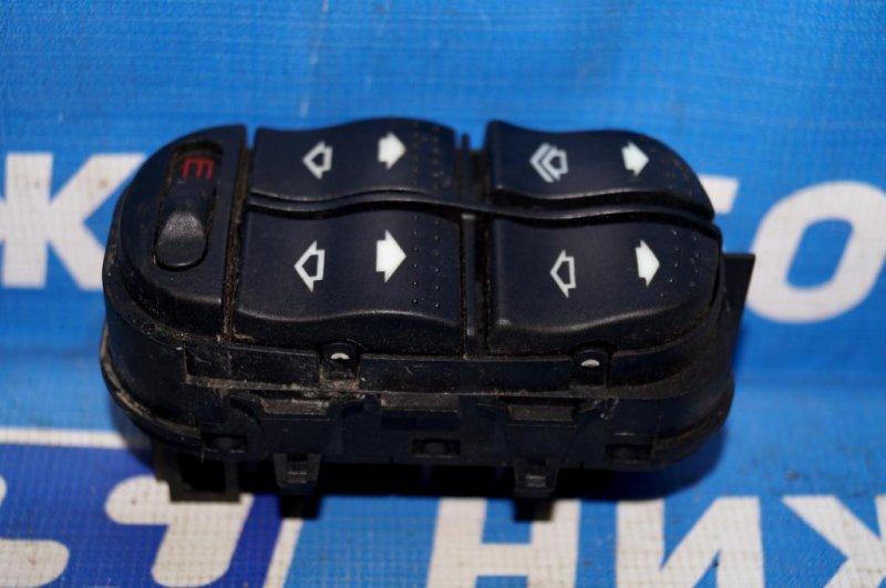 Блок управления стеклоподъемниками Ford Focus 1 СЕДАН 2.0L ZETEC 2002 (б/у)