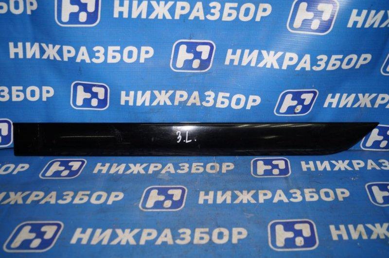 Молдинг двери Ford Focus 1 СЕДАН 2.0L ZETEC 2002 задний левый (б/у)