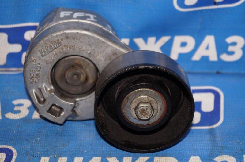 Ролик-натяжитель ручейкового ремня Ford Focus 1 2.0 SPLIT PORT (б/у)