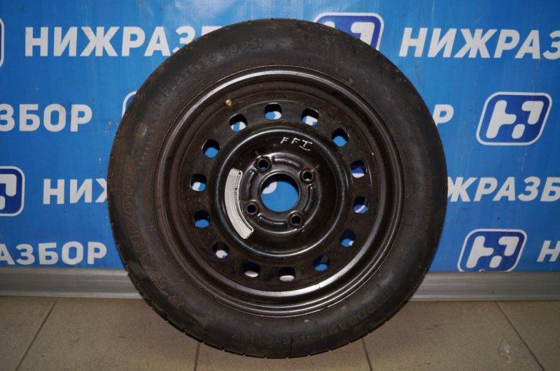 Диск запасного колеса (докатка) Ford Focus 1 СЕДАН 2.0L ZETEC 2002 (б/у)