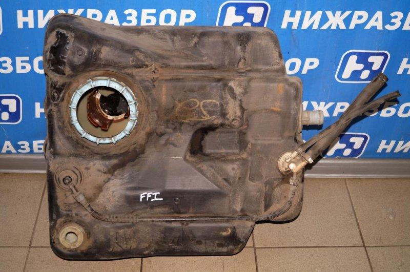 Бензобак Ford Focus 1 СЕДАН 2.0L ZETEC 2002 (б/у)