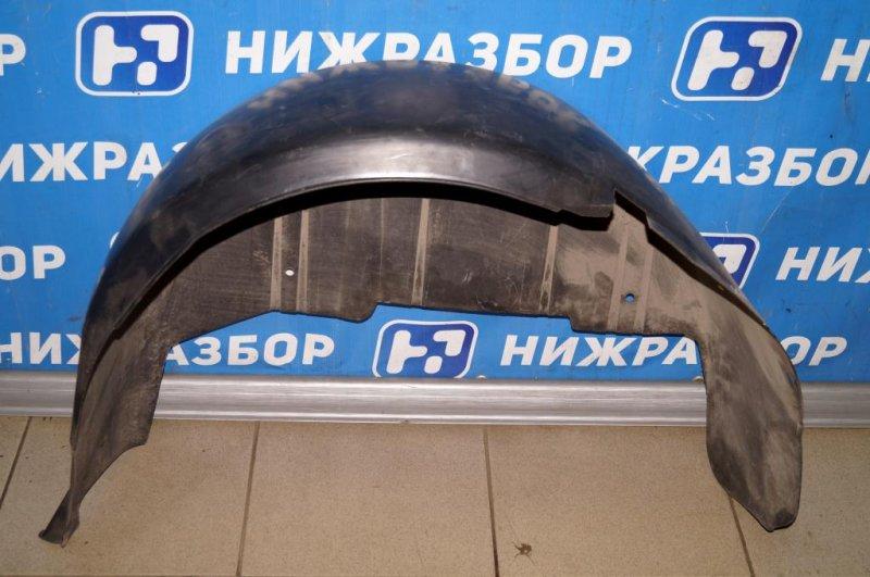 Локер Citroen C5 2005 задний левый (б/у)