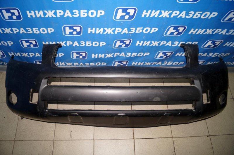 Бампер Toyota Rav 4 A30 2006 передний (б/у)