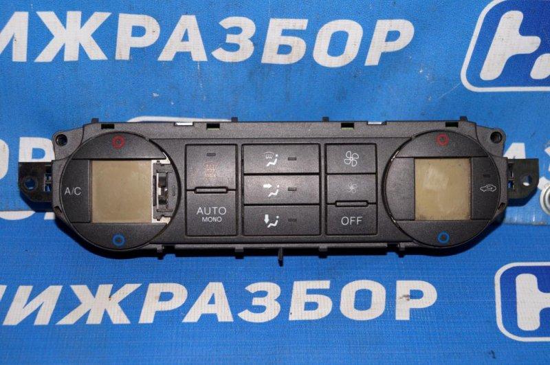 Блок управления климатической установкой Ford Focus 2 СЕДАН 1.6L (HXDB) 2006 (б/у)