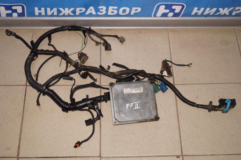 Блок управления двигателем Ford Focus 2 СЕДАН 1.6L (HXDB) 2006 (б/у)