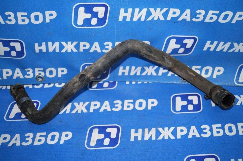 Патрубки Ford Focus 2 СЕДАН 1.6L (HXDB) 2006 (б/у)