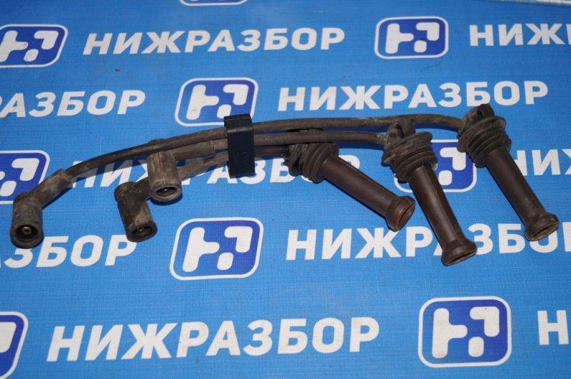 Провода высоковольтные Ford Focus 2 СЕДАН 1.6L (HXDB) 2006 (б/у)