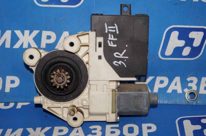 Моторчик стеклоподъемника Ford Focus 2 СЕДАН 1.6L (HXDB) 2006 (б/у)