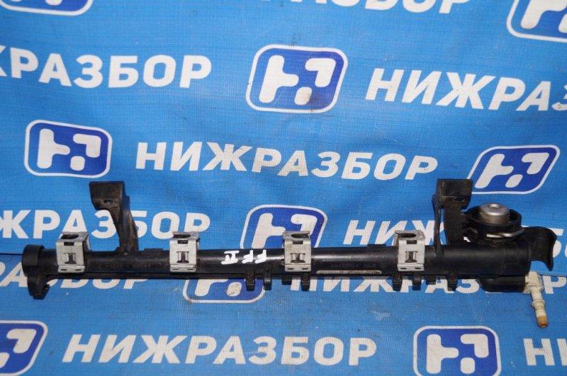 Рампа топливная Ford Focus 2 СЕДАН 1.6L (HXDB) 2006 (б/у)