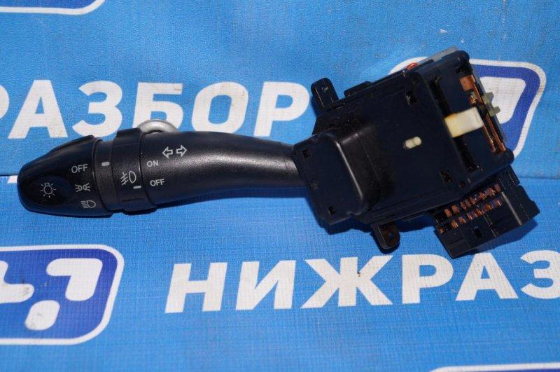 Переключатель поворотов Kia Magentis 1 2.0L (G4JP) 2006 (б/у)
