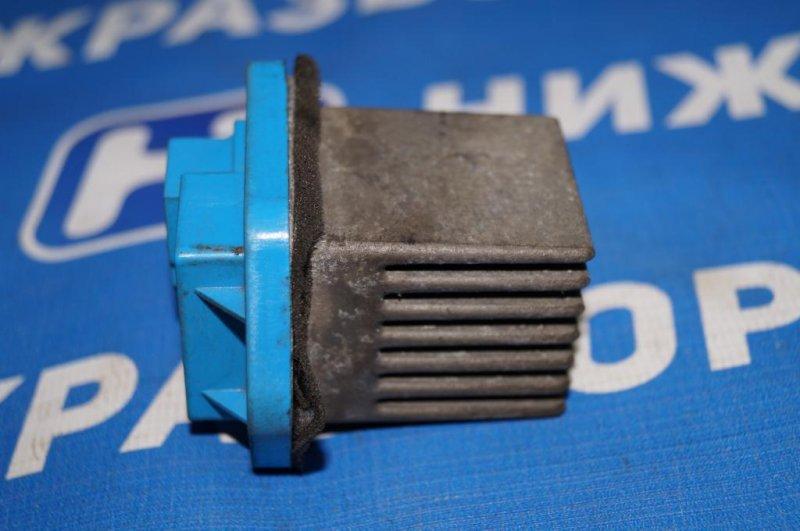 Резистор отопителя Kia Magentis 1 2.0L (G4JP) 2006 (б/у)