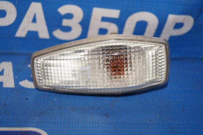 Указатель поворота Kia Magentis 1 2.0L (G4JP) 2006 левый (б/у)