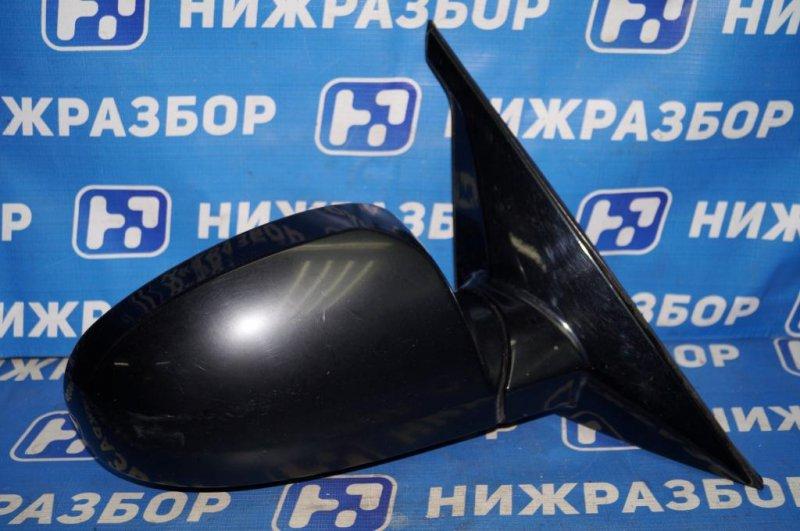 Зеркало электрическое Kia Magentis 1 2.0L (G4JP) 2006 правое (б/у)