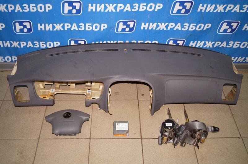 Комплект безопасности Kia Magentis 1 2.0L (G4JP) 2006 (б/у)