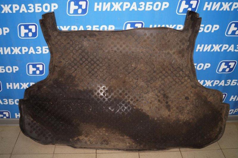 Коврик багажника Kia Magentis 1 2.0L (G4JP) 2006 (б/у)