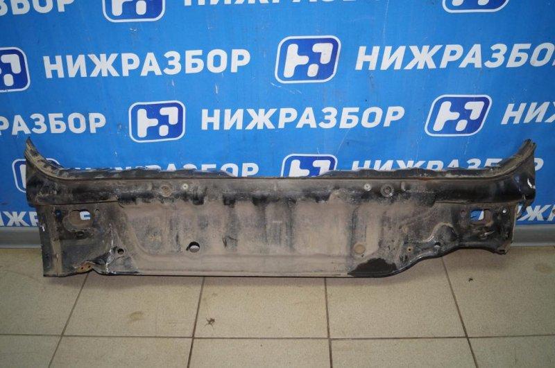 Панель кузова Hyundai Matrix 1.8L (G4GB) 2005 задний (б/у)
