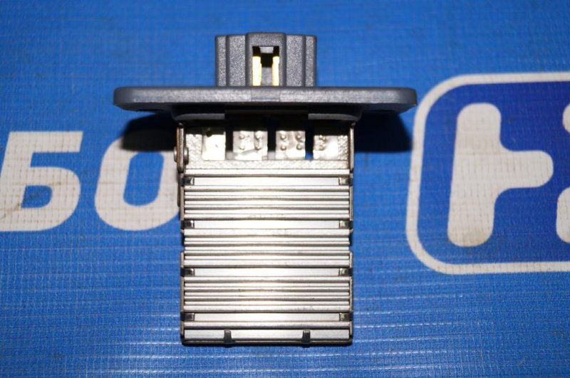 Резистор отопителя Hyundai Matrix 1.8L (G4GB) 2005 (б/у)