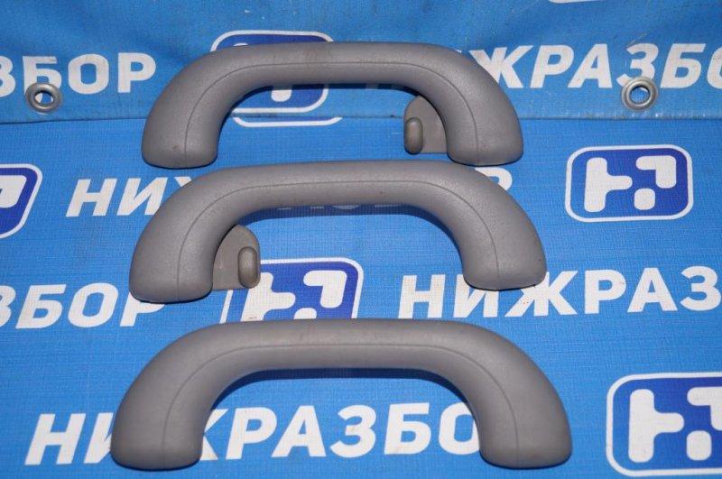 Ручка двери Hyundai Matrix 1.8L (G4GB) 2005 (б/у)